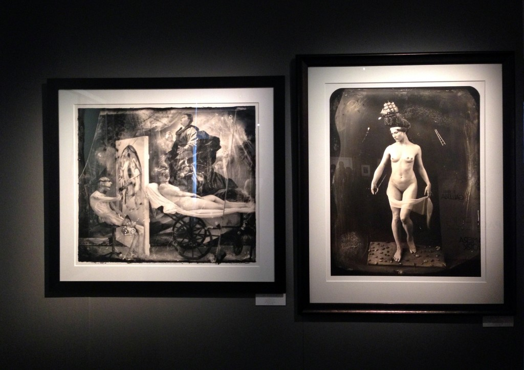 Works by Joel Peter Witkin at PhotoMarket 2013
