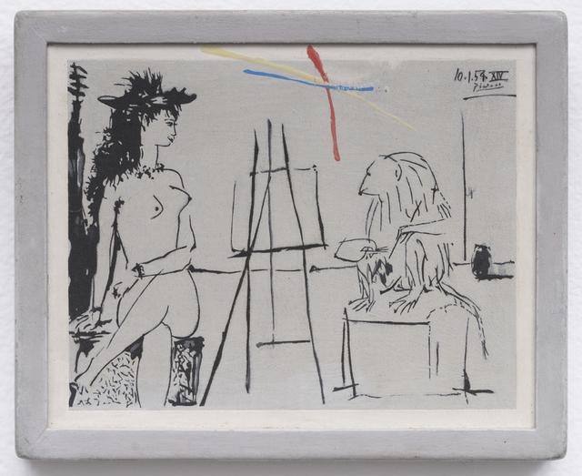 , 'Picasso in the Studio,' , Robert Berman Gallery