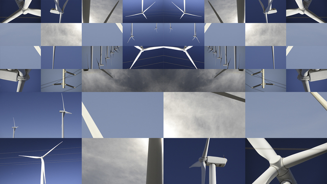 , 'Wind Turbine Abstract #1,' 2019, Foto Relevance
