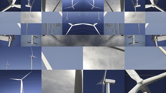 Mark Chen, 'Wind Turbine Abstract #1', 2019, Foto Relevance