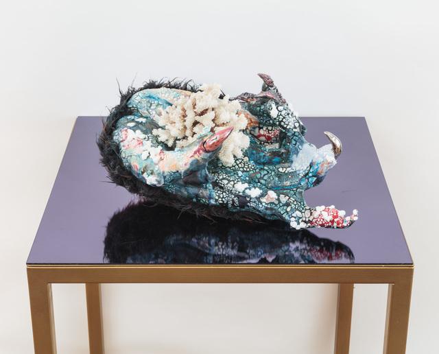 , 'Pearl Clutching,' 2018, Richard Heller Gallery