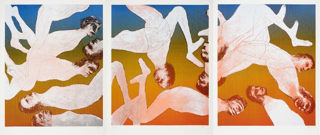 Sidney Nolan, 'Inferno II', 1967-1968, Charles Nodrum Gallery