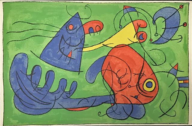 , 'Ubu Roi - plate 12,' 1966, Fairhead Fine Art Limited