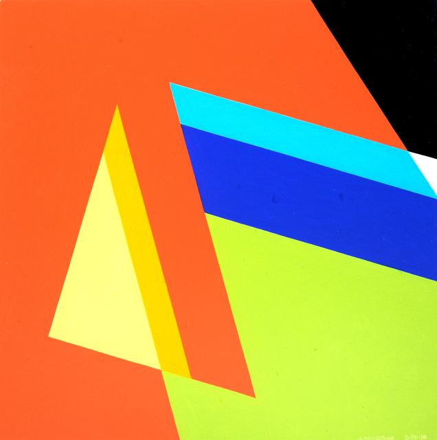 , 'Crag,' 2010, AH Contemporary