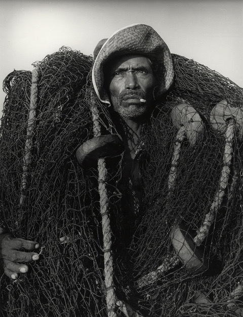 Manuel Carrillo, 'Untitled (Descript: fisherman)', c. 1960's, Robert Mann Gallery