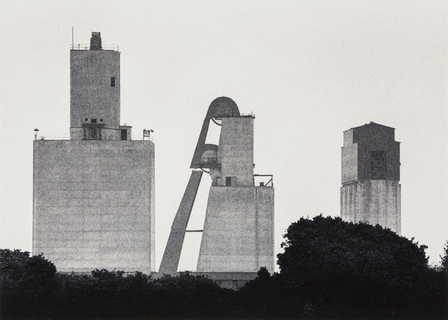 Michael Kenna, 'Colliery, South Kirby, Yorkshire, England', 1990, Heritage Auctions