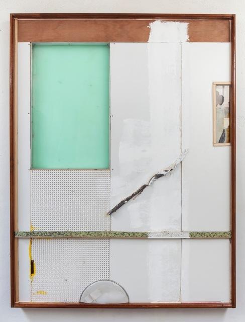 , 'Protestant mural,' 2014, Galerie Nathalie Obadia
