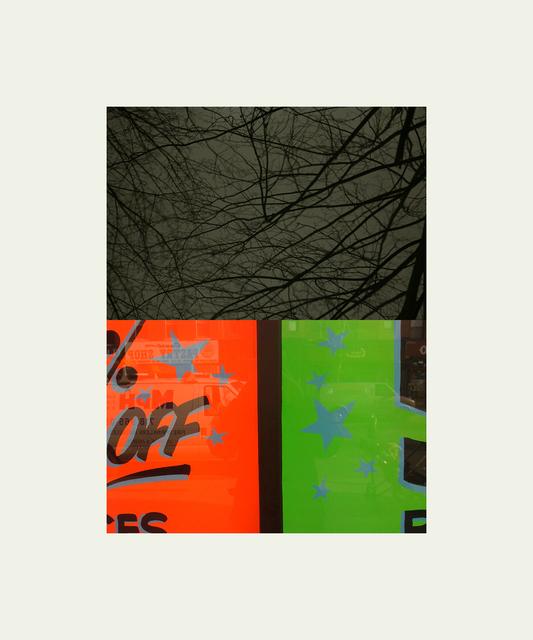 Jory Hull, 'Twin Infinitive 00290010,' 2012, Galerie Julian Sander