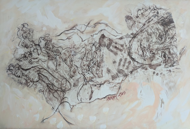 , 'Gennisi,' 2018, Galerie Kalyste