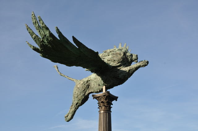 , 'Flying Lion ,' 2005, Sladmore Contemporary