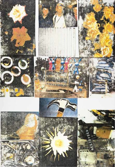 Robert Rauschenberg, 'Charms Against Harms', 1993, Doyle