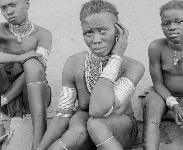 Hector Acebes, 'Woman, Guinea ', 1953, Le Sud