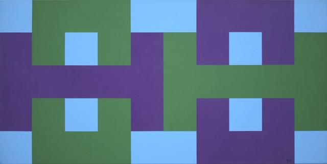 , '#43,' 1965, David Richard Gallery
