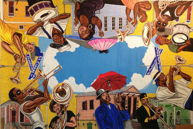 , 'The Second Line #2,' 2012-2013, Octavia Art Gallery