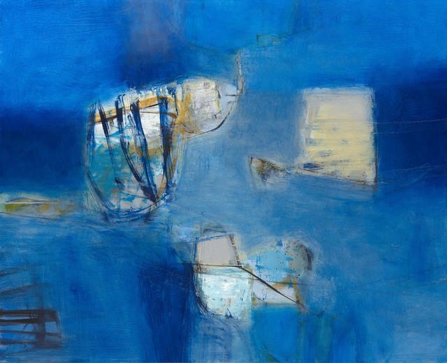 , 'Blue Shadows no.1,' 2017, Waterhouse & Dodd