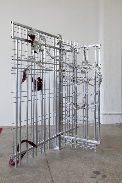 Asif Mian, 'The Aether, Sieved and Woven', 2019, CRUSHCURATORIAL