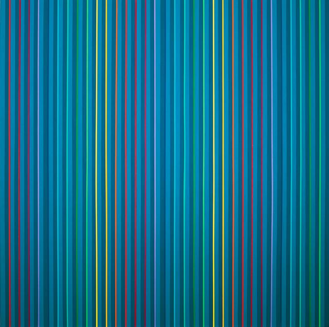 Gabriele Evertz, 'Blue + the Spectrum', 2009, Minus Space