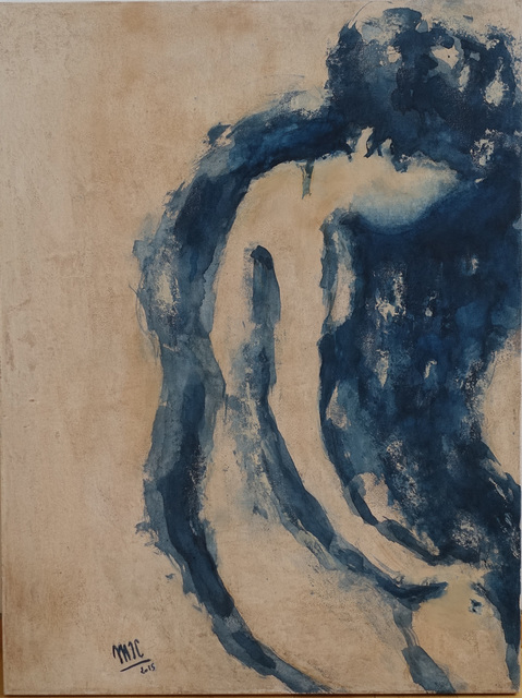 , 'Blue Lady 4,' 2014, Art+ Shanghai Gallery
