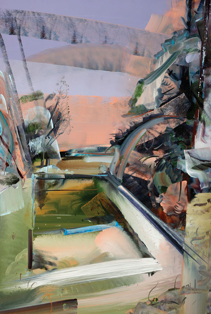 David Brewster, 'Empty Swimming Pool', Chase Young Gallery