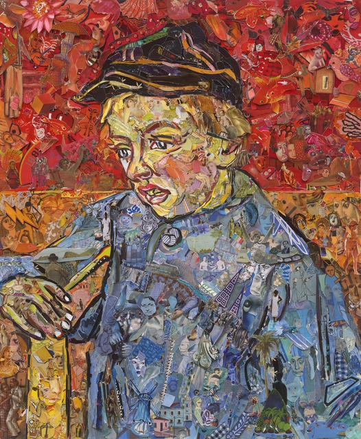 , 'MASP (The Boy, Camille Roulin, after Van Gogh) series of Repro,' 2016, galerie nichido / nca   nichido contemporary art