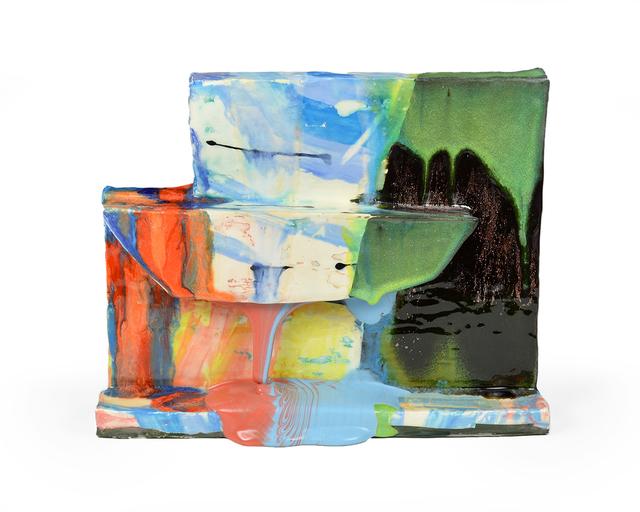 , 'Molten Veil Painting,' 2018, Ferrin Contemporary