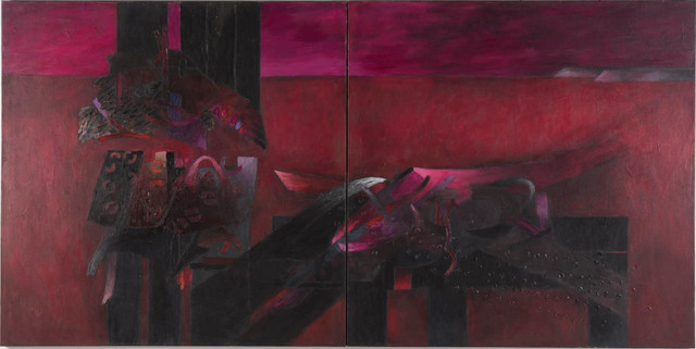 , 'Parcas la Noche,' 2012, Durban Segnini Gallery