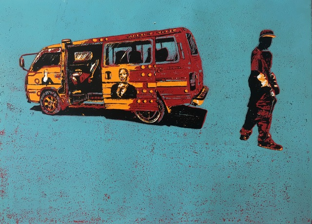 , 'Amber Rose 2 Kacase Sacco. ,' 2018, Guzo Art Projects