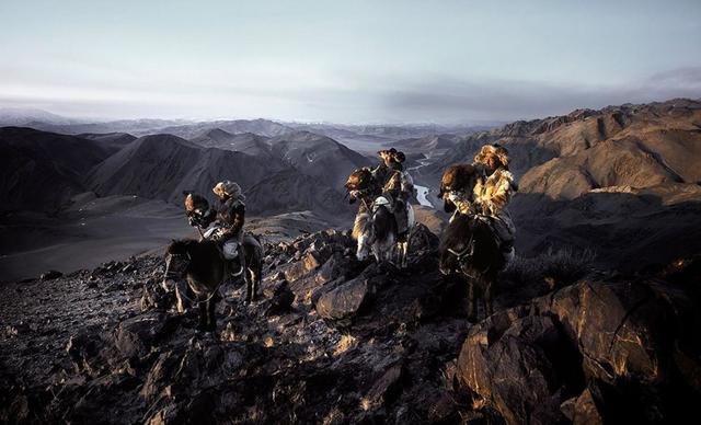 , 'VI 10 - Ergakim, Nurkairath & Ris - Altantsogsts, Bayan Olgii - Mongolia,' 2011, AbrahamArt