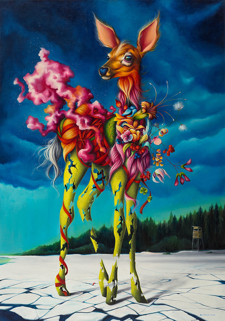 , 'The Fragility of Life ,' , Corey Helford Gallery