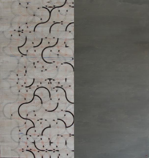 Francisco Castro Leñero, 'De la serie Silencios, Cancelaciones ', 2018, Galería Quetzalli