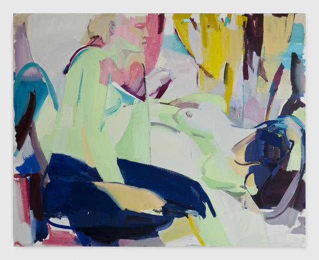 , 'Rhoda's Marble,' 2017, Night Gallery