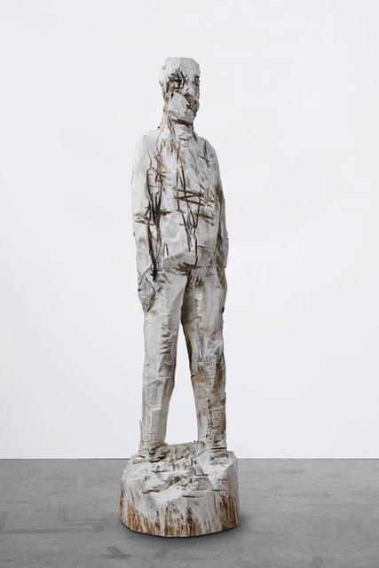 , 'Gestalt,' 2013-2014, GALERIE URS REICHLIN