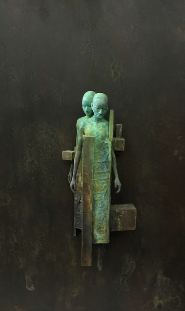 , 'Dialogo II,' 2017, Gallery Victor Armendariz