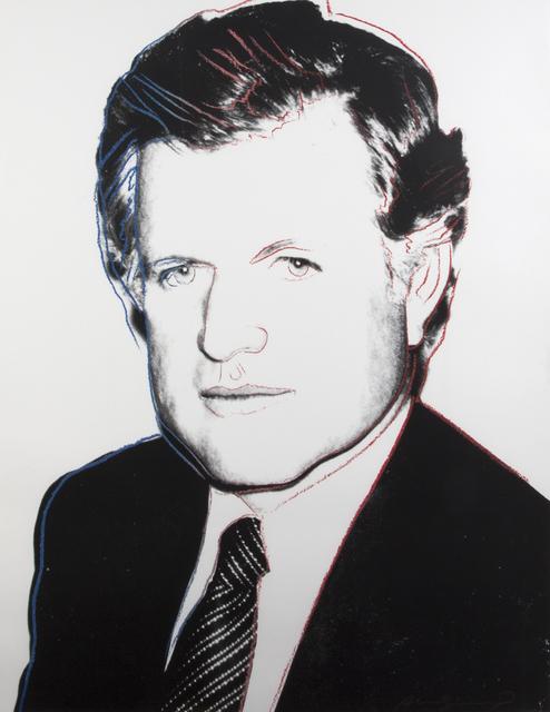 Andy Warhol, 'Edward Kennedy (F. & S. II.240)', 1980, Julien's Auctions