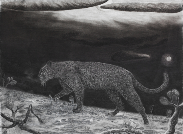 , 'Stray Cat,' 2017, Galleri Magnus Karlsson