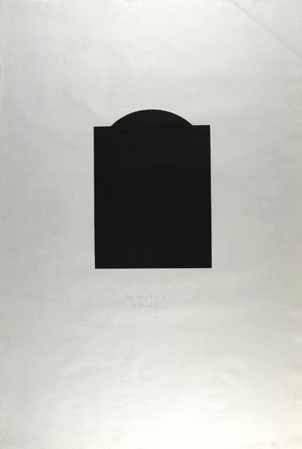 Hubert Kiecol, 'ALEXANDRIA', 1992, Gallery AM MEER