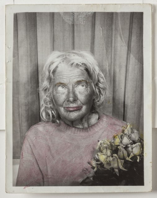, 'Untitled (12 photobooth self-portraits, detail),' , Intuit: The Center for Intuitive and Outsider Art