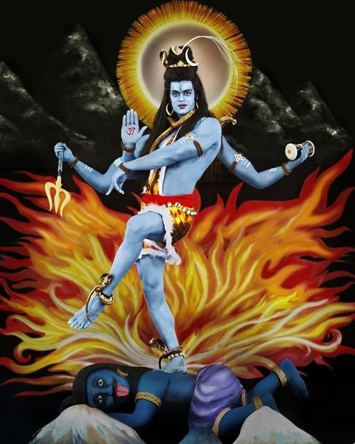 , 'Lord Shiva,' 2011, ClampArt