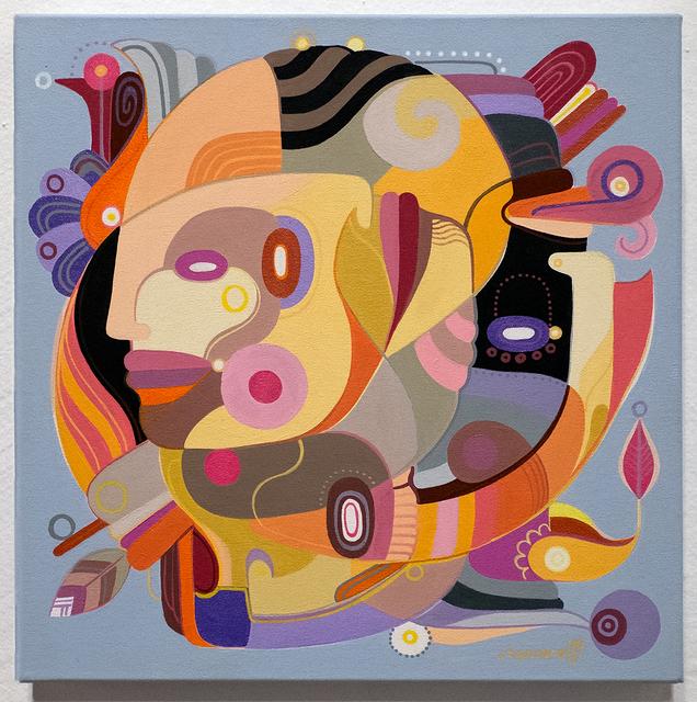 , 'Four Directions,' 2015, ANNO DOMINI