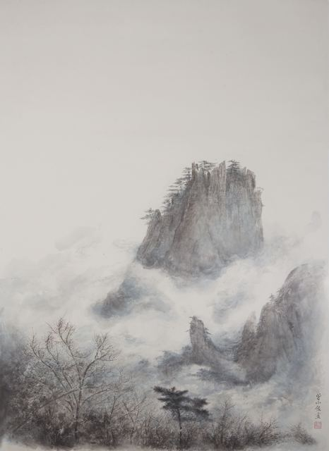 , 'Yellow Mountain No. 3 ,' 2014, Rasti Chinese Art