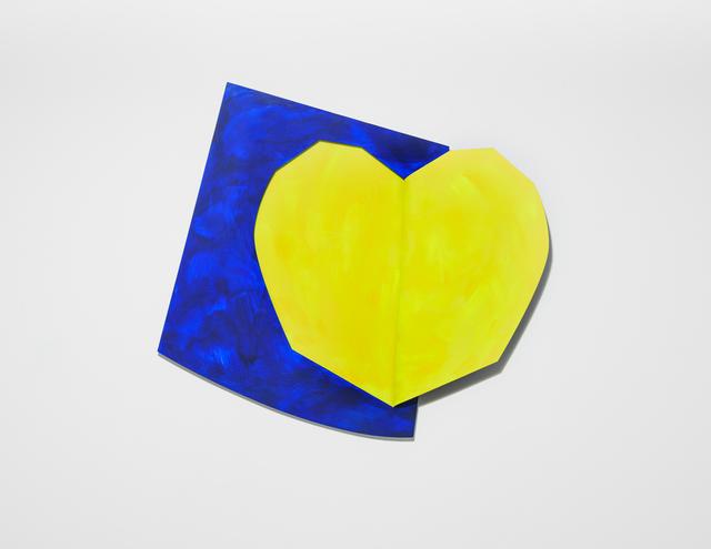 Wonwoo Lee, 'Light heart (yellow)', 2017, PKM Gallery