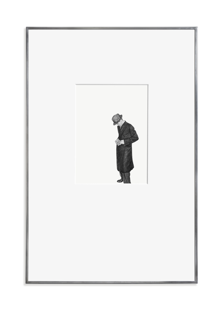 , 'Cary Autograph,' 2017, Cob