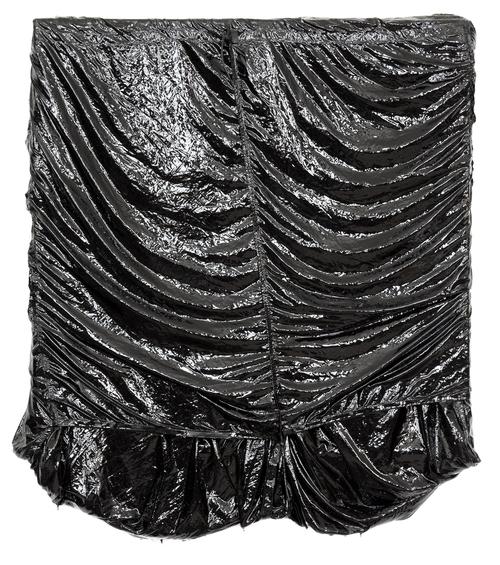 , 'Parachute Painting #26,' 2015, Galerie Clemens Gunzer