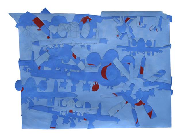 , 'Sky,' 2010, Riccardo Crespi