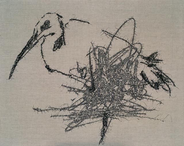 , 'Draw Bird,' 2012, Amy Li Gallery