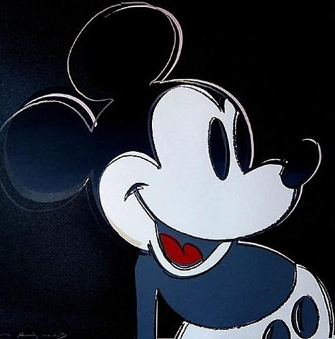 Andy Warhol, 'Mickey Mouse (II.265)', 1981, Puccio Fine Art