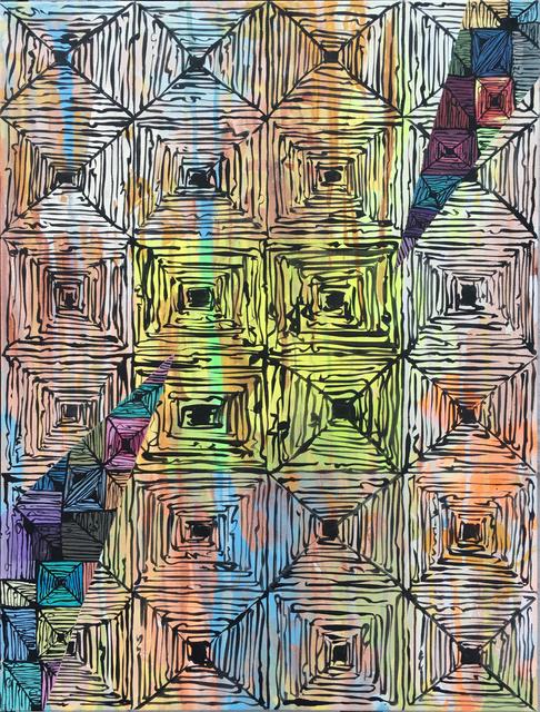 , 'Maelstrom 2,' 2019, Deep Space Gallery