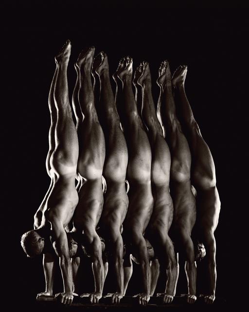 , 'National Danish Gymnastic Team #1,' 1998, CAMERA WORK