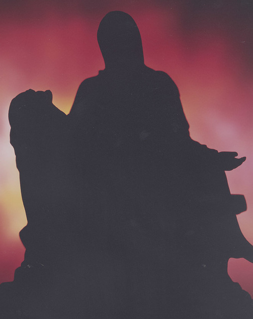 , 'Pietà,' New York 2012, Johannes Faber