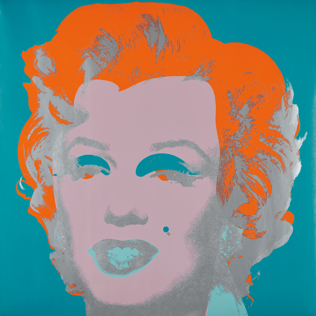 Andy Warhol, 'Marilyn', 1967, Print, Screenprint in colors, on wove paper, the full sheet, Phillips